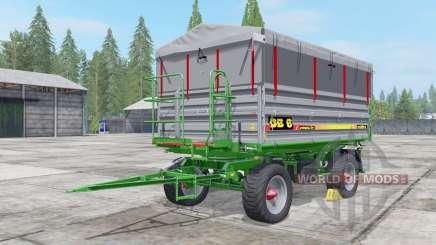 Metaltech DB 8 neues design for Farming Simulator 2017