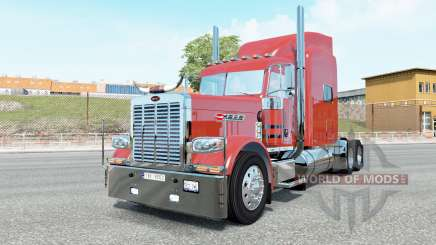 Peterbilt 389 carnation for Euro Truck Simulator 2