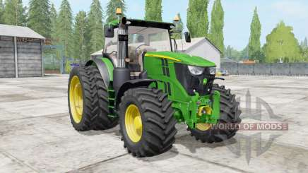 John Deere 6R for Farming Simulator 2017