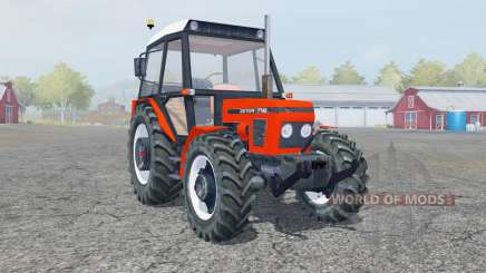 Zetor 7745 for Farming Simulator 2013
