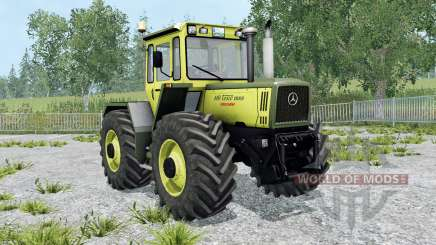 Mercedes-Benz Trac 1800 inteᶉcooleᶉ for Farming Simulator 2015