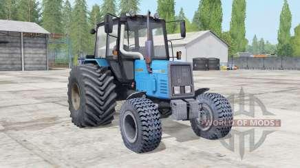 MTZ-892 Belara for Farming Simulator 2017