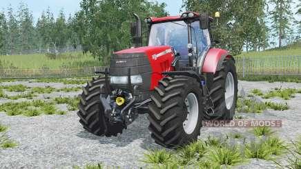 Case IH Puma 240 CVX front loader for Farming Simulator 2015