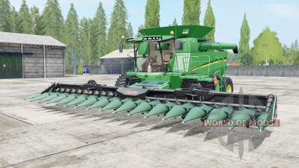 John Deere S600 US vᶒrsion for Farming Simulator 2017
