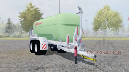 Eckart Lupus 185 for Farming Simulator 2013