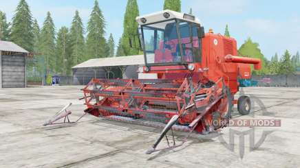Bizon Super Z056 good sound for Farming Simulator 2017