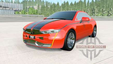 Artemcar A 227 for BeamNG Drive