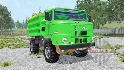 IFA L60 kipper for Farming Simulator 2015