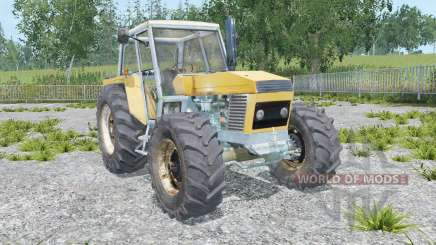 Ursus 1224 arylide yellow for Farming Simulator 2015