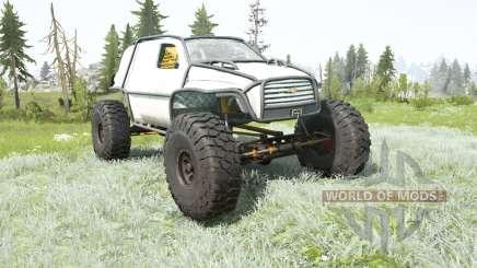 Chevrolet HHR Crawler 2008 for MudRunner