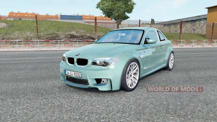 BMW 1M (E82) 2011 half baked for Euro Truck Simulator 2