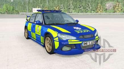 Hirochi Sunburst British Police v0.1 for BeamNG Drive