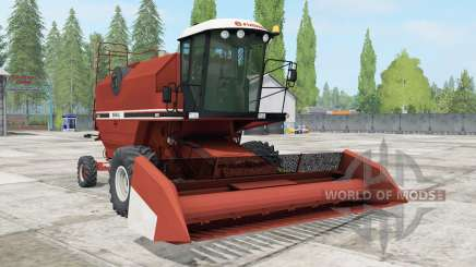 FiatAgri 3550 AL sweet brown for Farming Simulator 2017