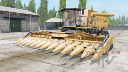 Case IH Axial-Flow 8120 indian yellow for Farming Simulator 2017