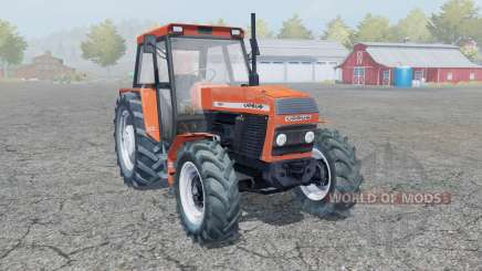 Ursus 1224 movable parts for Farming Simulator 2013