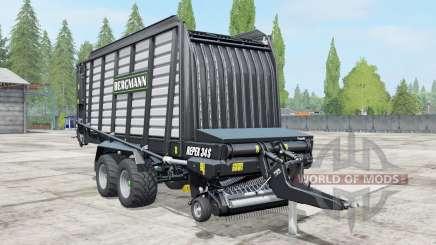 Bergmann Repex 34S black for Farming Simulator 2017