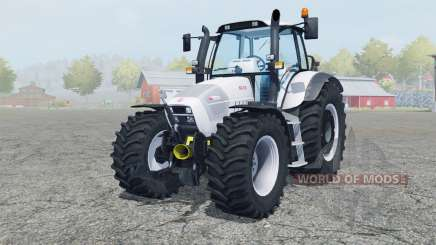 Hurlimann XL 130 new dirt skin  for Farming Simulator 2013