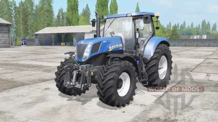 New Holland T7.220-270 MR for Farming Simulator 2017