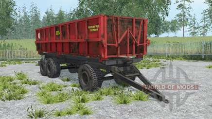 PSTB-17 animation сброса〡наполнения for Farming Simulator 2015