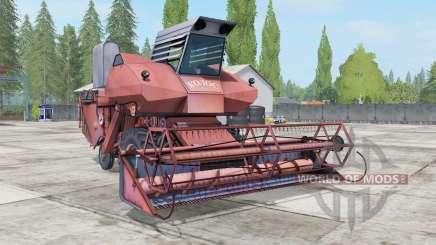 SK-6 Kolos light coral color for Farming Simulator 2017