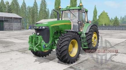 John Deere 8520 2002 for Farming Simulator 2017