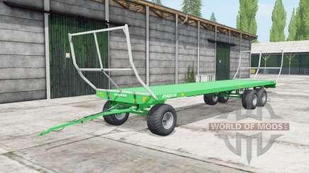 Joskin Wago TR10000 for Farming Simulator 2017
