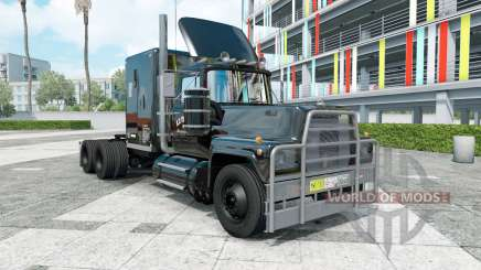 Mack RS700 Rubber Duck 6x4 for American Truck Simulator