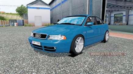 Audi S4 (B5) for Euro Truck Simulator 2