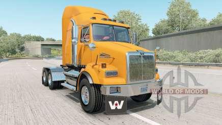 Wester Star 4800 SB for American Truck Simulator