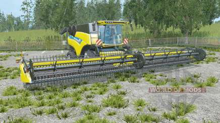 New Holland CR10.90 large grain bin for Farming Simulator 2015
