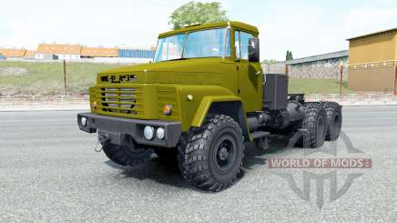 KrAZ-260V 6x6 for Euro Truck Simulator 2