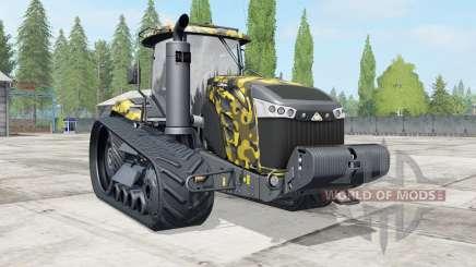 Challenger MT800E camo for Farming Simulator 2017