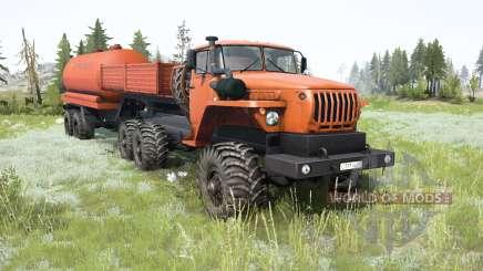 Ural-4320-1110-41 for MudRunner