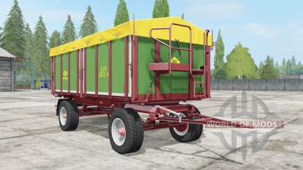 Strautmann SZK 1802-Ⱨ for Farming Simulator 2017