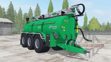 Samson PG II 27 pigment green for Farming Simulator 2017