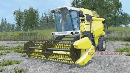 Sampo Rosenlew Comia C6 accelerated unloading for Farming Simulator 2015