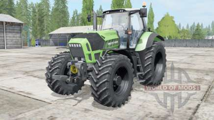 Deutz-Fahr Agrotron X 720 rims color for Farming Simulator 2017