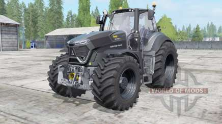 Deutz-Fahr 9 series TTV Warrioᶉ for Farming Simulator 2017