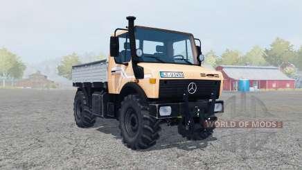 Mercedes-Benz Unimog U1450 (Bᶉ.427) for Farming Simulator 2013