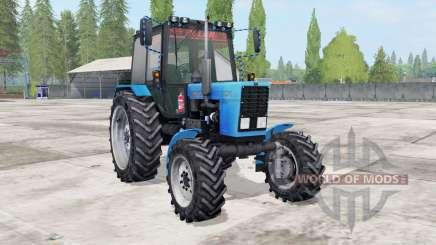MTZ-82.1 Belarus front loader for Farming Simulator 2017