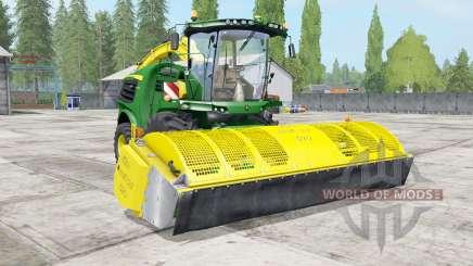 John Deere 9600i-9900i for Farming Simulator 2017