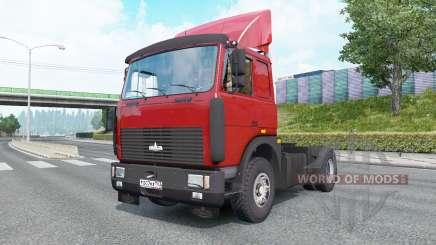 MAZ-54323 for Euro Truck Simulator 2