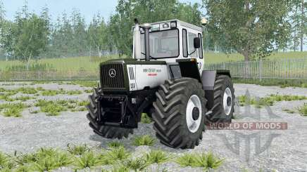 Mercedes-Benz Trac 1800 intercooleᶉ for Farming Simulator 2015