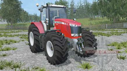 Massey Ferguson 7726 Dyna-VT for Farming Simulator 2015