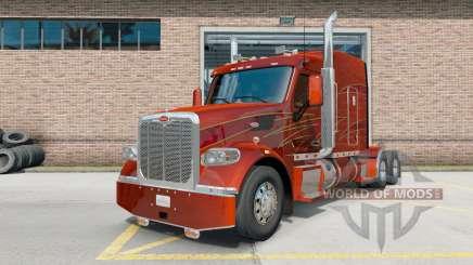 Peterbilt 567 Ultra Cab Sleepeᶉ for American Truck Simulator