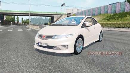 Honda Civic Type-R (FN2) for Euro Truck Simulator 2