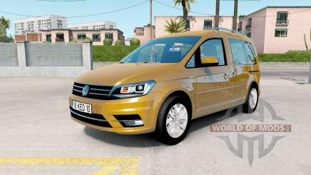 Volkswagen Caddy for American Truck Simulator