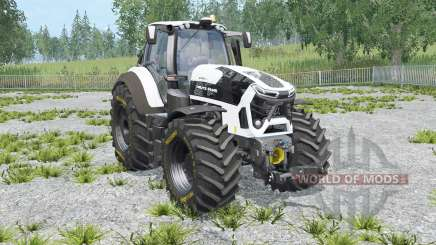 Deutz-Fahr 9340 TTV Agrotron for Farming Simulator 2015