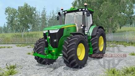 John Deere 7270R pantone green for Farming Simulator 2015