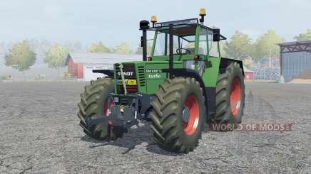 Fendt Favorit 615 LSA Turbomatiƙ for Farming Simulator 2013